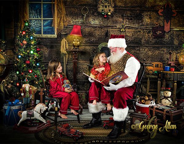 Magical Santa Visit